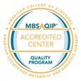 MBS QIP Accredited Center logo